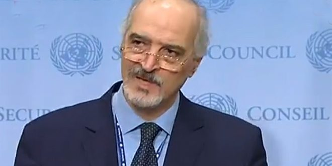 Al-Jaafari: Trump's statements will not change the fact that the Golan always was and always will be Syrian