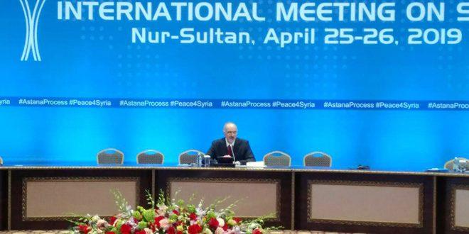 Al-Jaafari: Unilateral measures of Western states against Syria economic terrorism