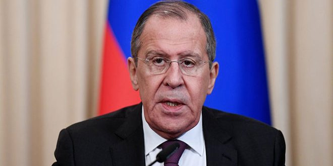 Lavrov: Terrorism hotbed in Idleb must be eliminated