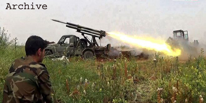 Army destroys Jabhat al-Nusra positions in Hama northern countryside