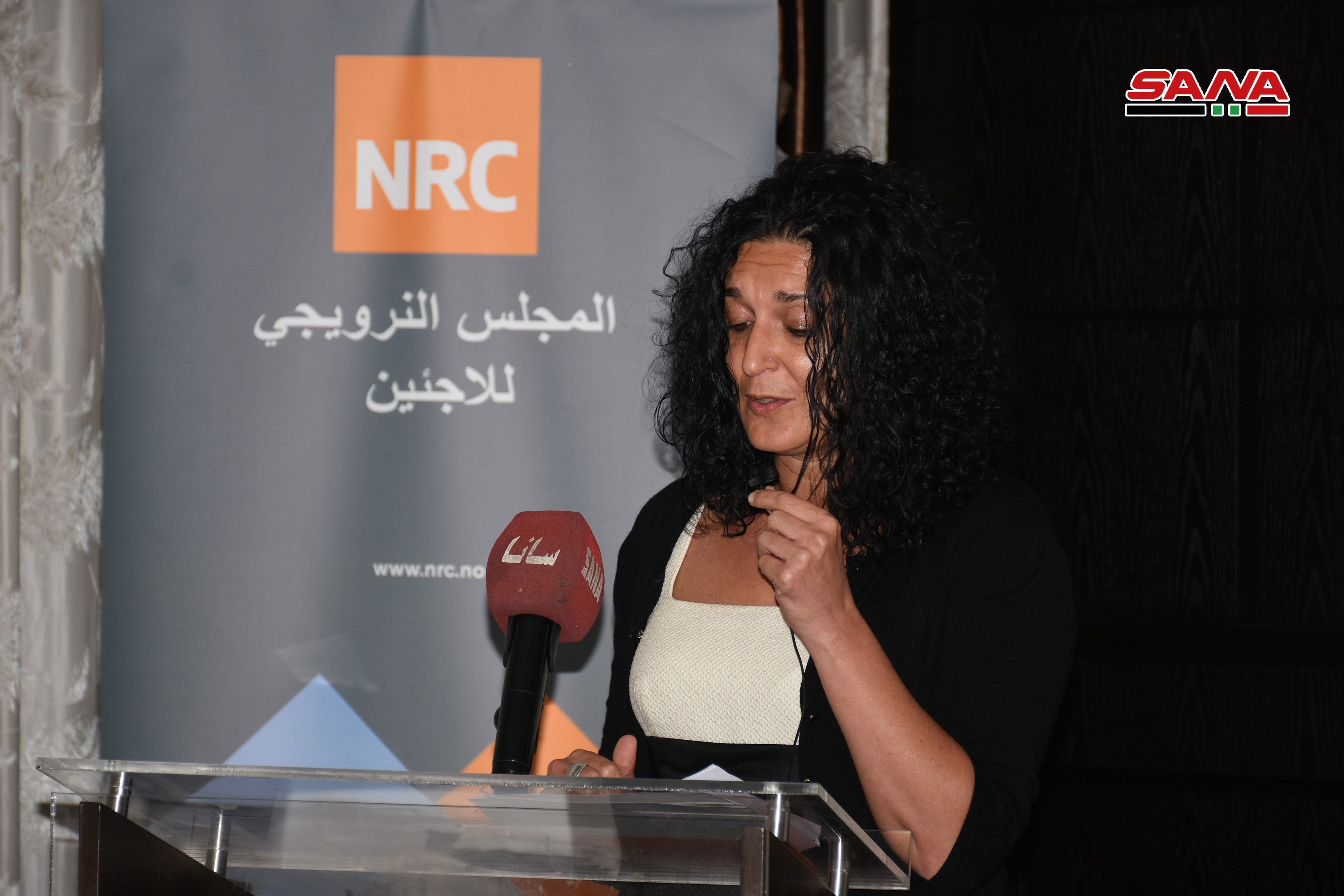Norwegian Refugee Council holds regional meeting in Damascus
