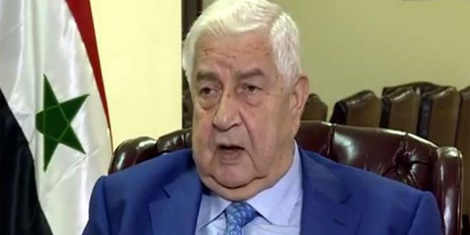 Al-Moallem in Beijing to discuss relations between Syria and China