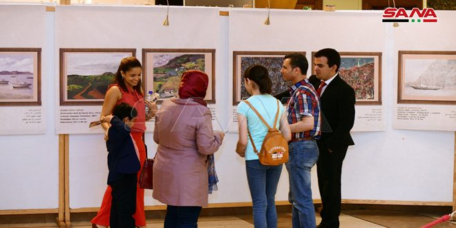 Venezuelan Cultural Week kicks off at Dar al-Assad for Culture and Arts
