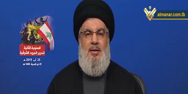 Nasrallah: We will respond to any new Israeli attack on Lebanon