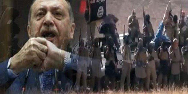 Fresh evidence exposes Turkish regime's continued support to terrorists in Syria