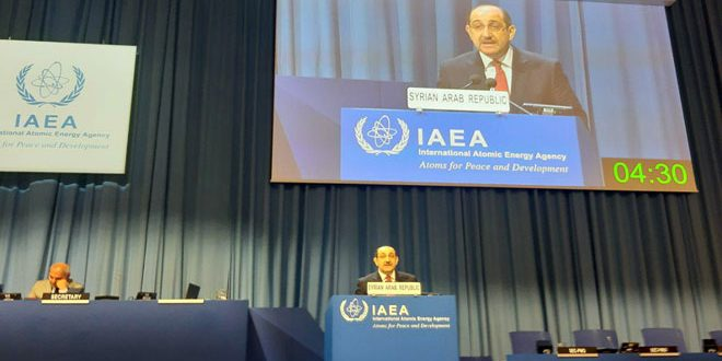 Al-Sabbagh: Obliging Israel to join NPT, subject its facilities to inspection of IAEA