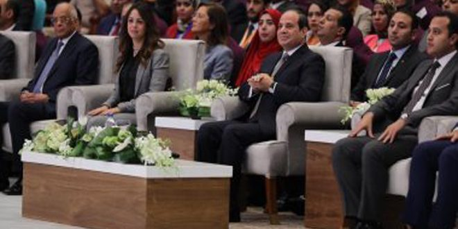El-Sisi : What happened in Syria was planned
