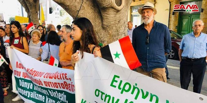 Demonstrations in Washington, European capitals in condemnation of Turkish offensive on Syrian territory