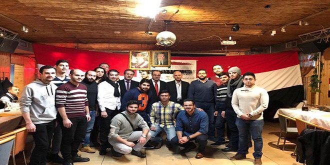 Syrian students in Slovakia: Correctionist Movement still incentive for reconstruction