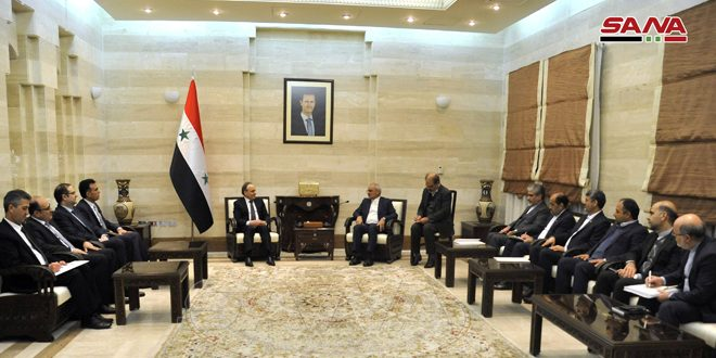 Syria, Iran to enhance cooperation in social and educational domains