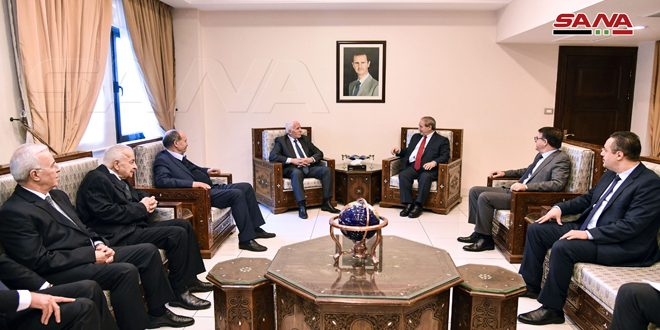 Mikdad: Palestinian cause will remain the main cause for Syria