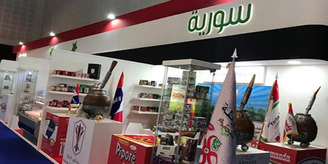 22 Syrian companies participate in Gulfood expo in Dubai