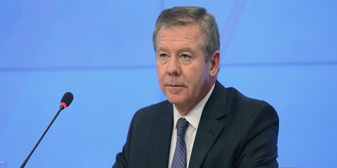 Gatilov: Escalation of situation in Idleb a direct result of terrorists' provocations