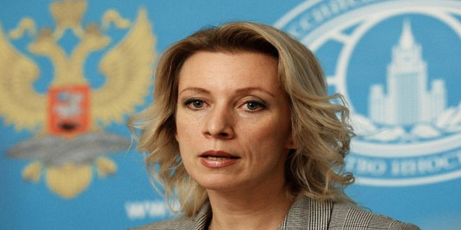Zakharova: Terrorists in Idleb undermine Sochi agreement about de-escalation zone