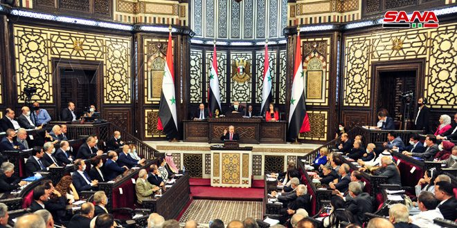 Arnous: Ministerial statement focuses on issues affecting daily life of the Syrians