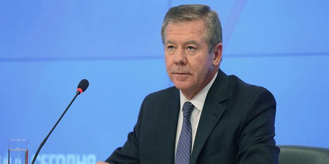 Gatilov:  The new round of the Committee of Discussing the Constitution to be held soon
