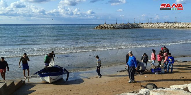 Meteorology Department: No Tsunami on Syrian coasts, just high waves