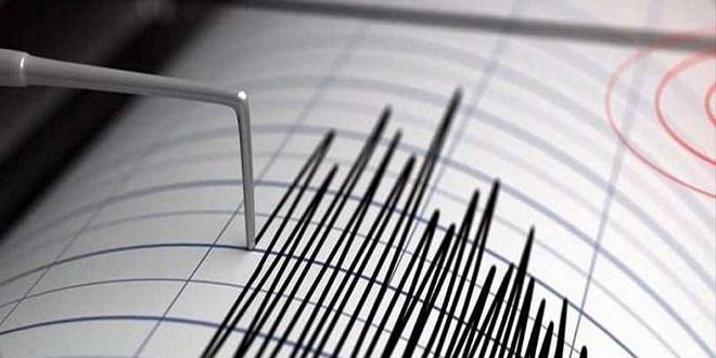 A quake hits southeast of Turkey felt by people of Hasaka province