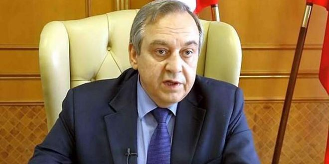 Crimea's Deputy Prime Minister: Trade cooperation with Syria developing