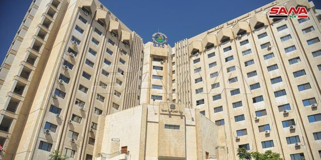 Ministry of Petroleum: Gas re-pumped to Jabsa-al-Rayyan gas pipeline in Deir Ezzor countryside
