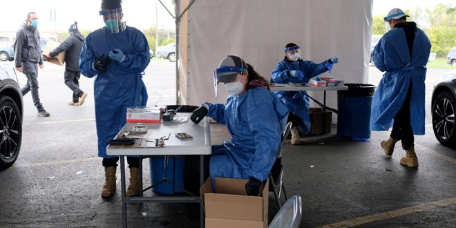 Worldwide coronavirus death toll exceeds two million and 604 thousand