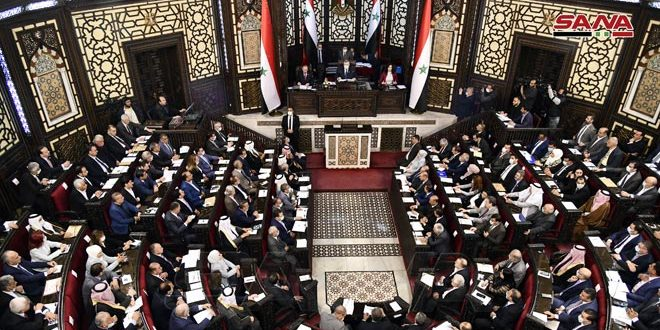 Speaker of the People's Assembly announces opening of candidacy for Presidential elections starting from Monday