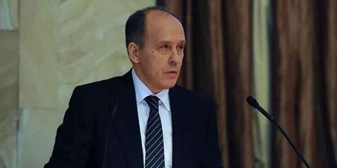 Bortnikov: Syria undermined capabilities of Daesh