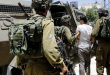 Israeli occupation troops arrest two Palestinians in Jenin
