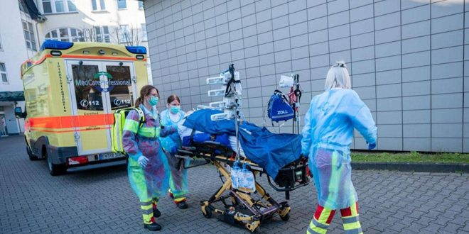 Worldwide coronavirus death toll exceeds 3 million, and 825 thousand