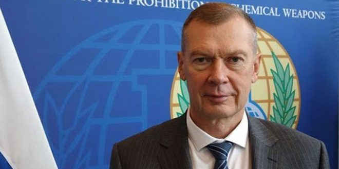Shulgin: Western decision at OPCW against Syria indicates the organization turning into political tool