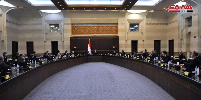 Cabinet: Measures completed to hold presidential elections as scheduled