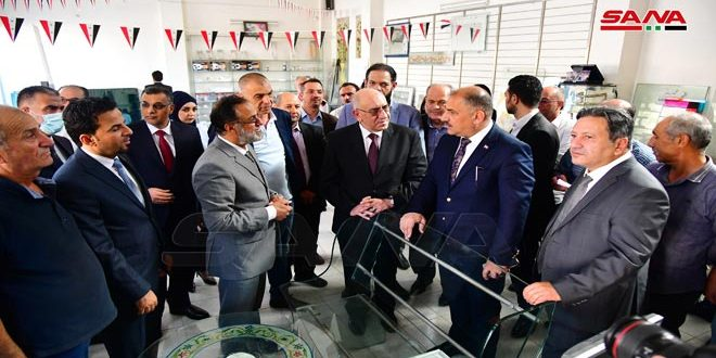 Iraqi Industry Minister: Necessity for benefiting from progress of Syrian industry
