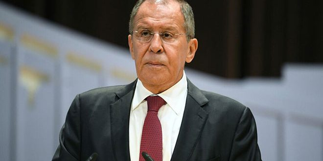 Lavrov: West must recognize its responsibility for deterioration of humanitarian situation in Syria