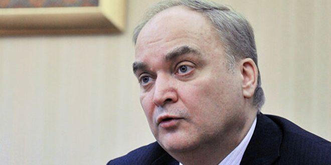 Moscow, Washington hold constructive dialogue on Syria at level of experts, Antonov says