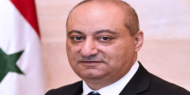 Information Minister: Syrian TV has remained a screen of homeland and a voice of all Syrians