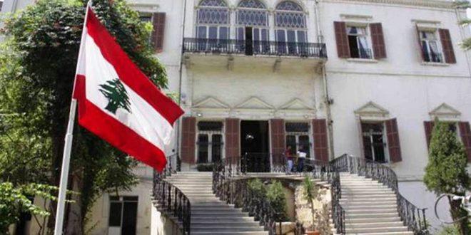 Lebanon condemns Israeli attacks on Syria