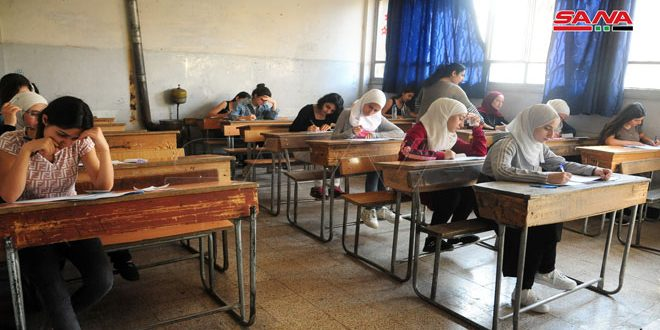 More than 161,000 secondary school certificate students take second session exams