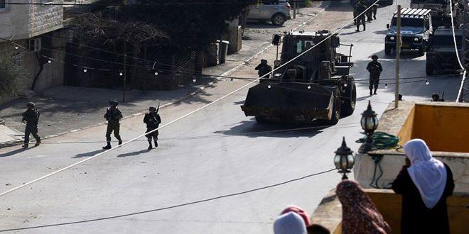 Four Palestinians martyred as Israeli occupation troops open fire on them in Jenin