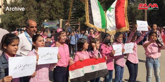 QSD militia kidnaps 15 teachers from a school in Qamishli, Hasaka countryside