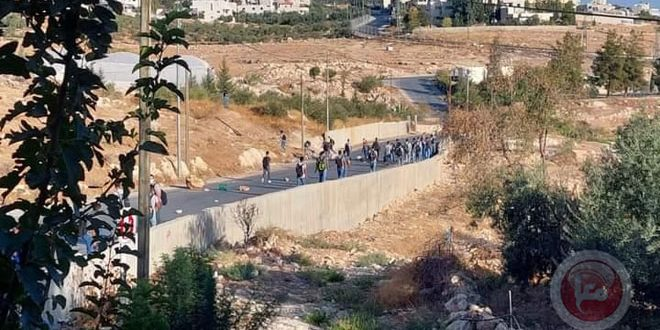 General strike in West Bank condemning occupation crimes against Palestinian prisoners, four Palestinians arrested