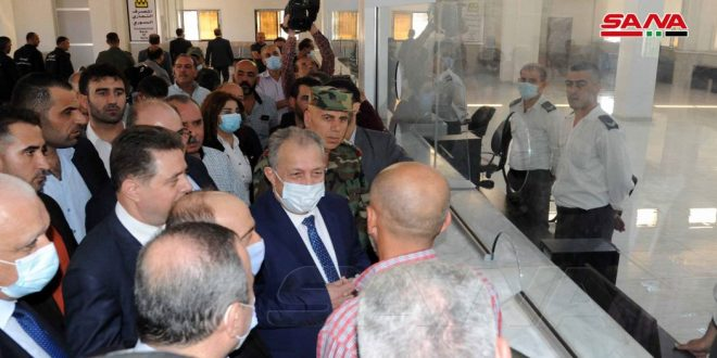 Government approves additional 4.5 billion SYP to improve services in Daraa
