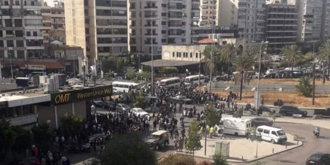 Death toll from Tayouneh attack rises to seven, Lebanon