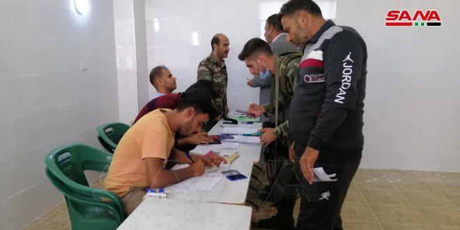 Al-Hrak, El Sourah and Almah in Daraa  join the settling process