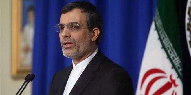 Teherán: todas las fuerzas de ocupación israelíes deben abandonar el territorio sirio