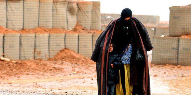 """Siria y Rusia: Washington entrega millonadas a los """"Cascos Blancos"""" mientras evita que la ayuda llegue al campo de al-Rukban"""