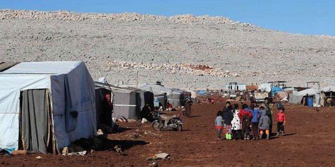 Comisiones sirio-rusa: Washington no se preocupa por la situación catastrófica de los desplazados en el campamento de Rukban