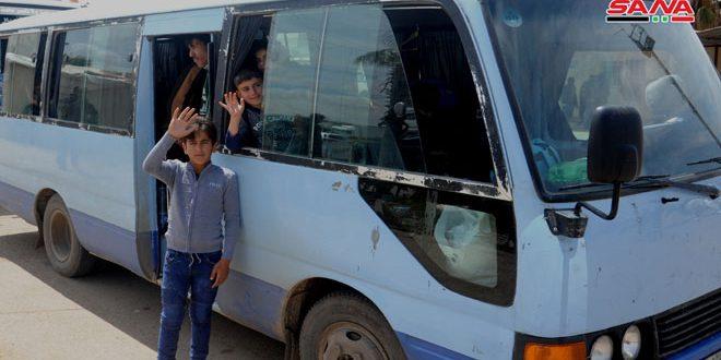 Hasta la fecha, 18.500 refugiados sirios retornaron desde Jordania