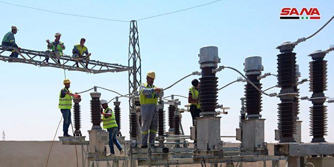 Kharbutli: Pronto la luz volverá a Nubbol y Zahraa
