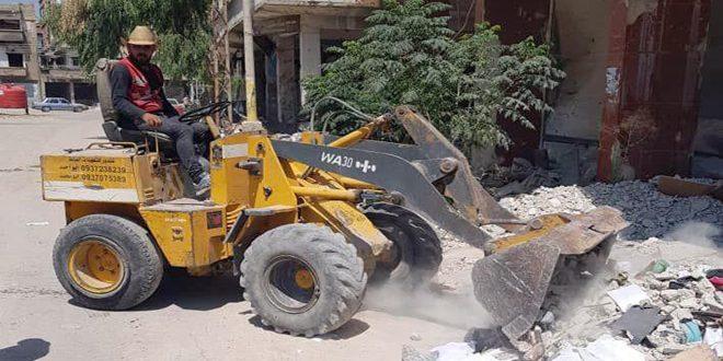 Unas 10 mil familias desplazadas retornarán a ciudad de Dareya cerca de Damasco
