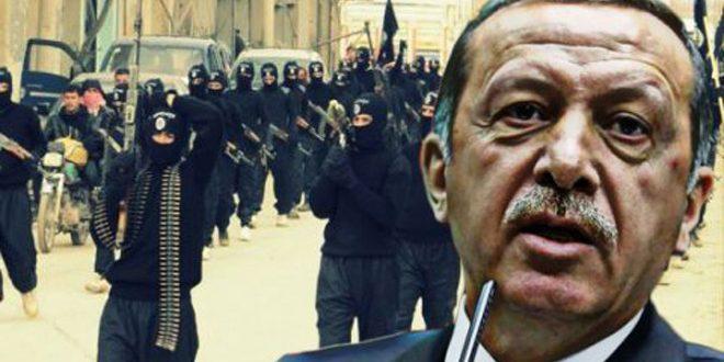 Erdogan alimenta sus ambiciones otomanas con su apoyo al terrorismo en Siria
